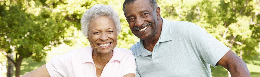 Medicare - Our Services, Your Lifestyle - Over 65 Couple Enjoying The Outdoors